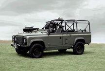 Tugs Travels ( Land Rover )