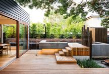 Landscaping Timber / Best landscaping timber ideas and projects to built in your garden. Different composite, plastic and wooden Landscaping Timbers for sale with prices. - http://plantedwell.com/landscaping-timbers-ideas/