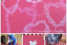Valentine's Crafts and Recipes