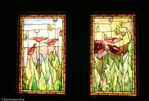 Stained Glass / by Anna Bear