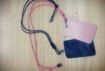 FLEUVE / Handmade Leather Bag by FLEUVE