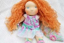 Kid Stuff...Cloth Dolls