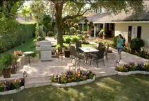 Homey Back yard / by Felicia Preciado