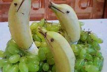 Gyümölcsszobrász