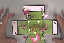 Explosion [Box] Card Tutorial