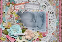 Scrapbook Layouts / Learn how to scrapbook with any of these page layouts! Arrange your photos and embellishments in unique, trendy, and innovative ways with any of these fabulous scrapbooking ideas. / by AllFreePaperCrafts