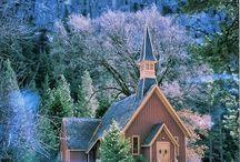 Ładne kościoły i cerkwie