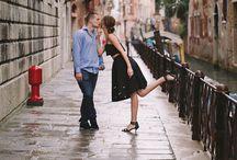 Swoon-worthy wedding proposal