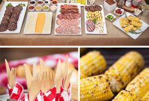 summer parties / summer party ideas