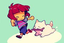 dog illustrated