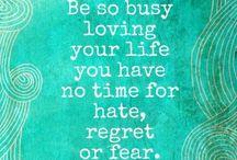 Sweet words...