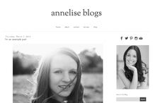 Blogger Templates / Collection of mostly premade and responsive blogger templates to use for your blogs / websites