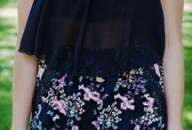 Women clothing / by sydni Briscoee