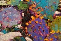 Jen Evenhus / Selected paintings from Jen's great repertoire