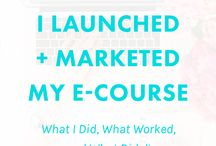 Launch Your Stuff / How to launch a product. How to launch an e-course.