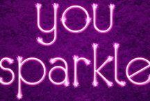 I love purple!!  / by Kelli Atkins