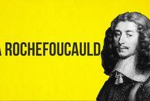 Philosophy...La Rochefoucauld / Philosophy
