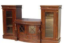 Buffet Furniture - fine teak minimalist contemporary furniture