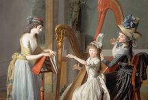 INSTRUMENTS / Harp