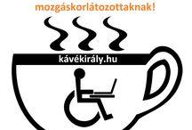 Megérkezett a Ganoderma kávé üzlet mozgáskorlátozottaknak! / Ha tolószékben ülsz és megbízható munkát keresel, amit otthonról, az interneten is lehet végezni, akkor jó hírem van! Ez a te online Ganoderma gyógygombás kávé üzleted! Miért? A blogomban bővebben olvashatsz róla: http://www.kavekiraly.hu/blog-2015-11-08-Megerkezett_a_Ganoderma_kave_uzlet_mozgaskorlatozottaknak
