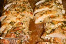 Roast pork terdoloin