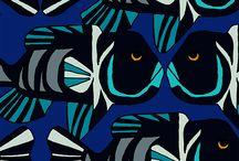 Fabric Textile Print & Pattern