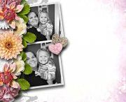 Leigh Penrod Digital Page Kit Layouts / All layouts created by Leigh Penrod Digitals Design team using her Digital Page Kits in the shop