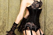 Burlesque  / Beautiful woman