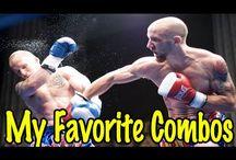 karate- kombinacje