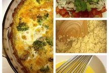 Recipes & Food related stuff