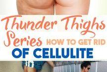 cellulite Ass