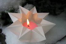 Origami Laterne