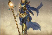 Female Magic User
