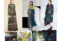 Spring Summer 2016 Print / SS16 print ideas and trends