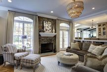 Interior Design Apex NC - Private Residence / Interior design photos, furnishings, window treatments, accessories, remodel, Kitchen design, Teen Room