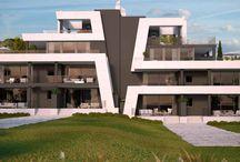 AV La Montesa de Marbella / Contemporary architecture apartments and penthouses