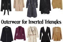 INVERTED TRIANGLE ME