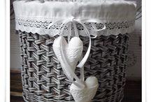 Плетение / Корзинки