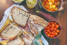 PICNIC RECIPES / Enjoy summer with these picnic recipes giving you delicious picnic food ideas and styling inspiration that friends and family will love.
