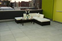 Rooftop Deck / Rooftop sightings and design at Melrose Ballroom