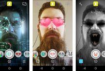 Snapchat iş amaçlı nasıl kullanılır ? Markalar