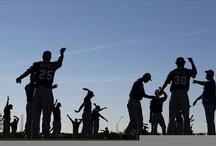 Texas Rangers 2012 / by Casey O'Shea