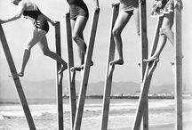 Vintage Beach ladies