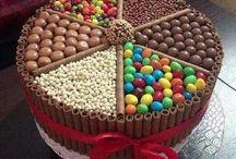 Cake decorations idea