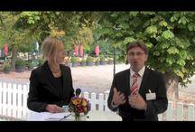 BPM Symposium / Im Kurhaus Wiesbaden findet jährlich das BPM Symposium der iBM statt. Hier gibt es ein paar Videos. / by WeDoWebSphere