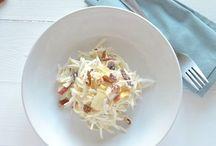Recepten: Salade