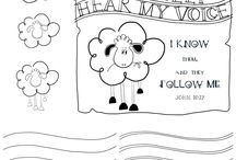 Bible journal drawings (how-to's, tips & tutorials)