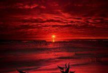 Sunset/ sunrise