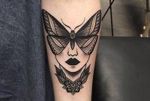 Tetoválásvázlatok