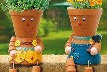 Fun ideas for the Garden